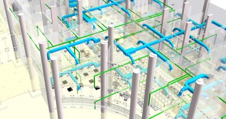 Engineering Technology Institute BIM