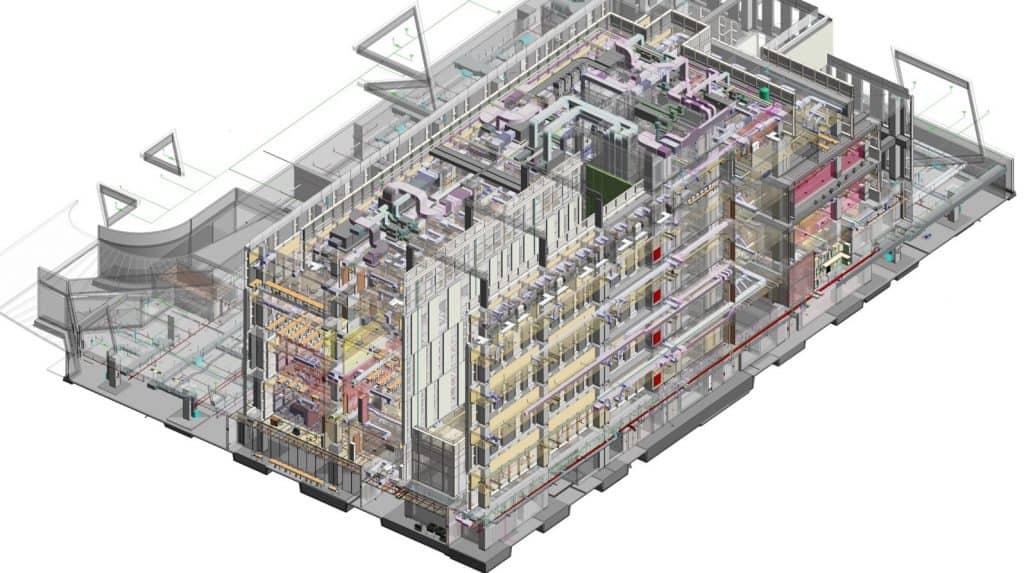 BIM Modelling MEP Services 2